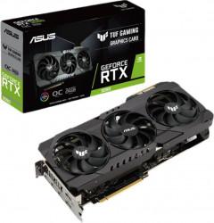 Placa video ASUS GeForce RTX 3090 TUF GAMING OC Edition 24GB GDDR6X 384-bit Placi video