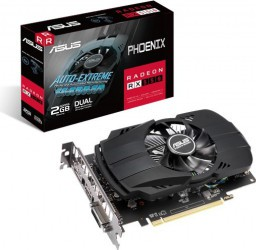 Placa video ASUS Phoenix Radeon RX 550 2GB GDDR5 128-bit Placi video