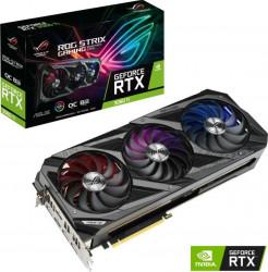 Placa video ASUS ROG Strix GeForce RTX 3060 OC Edition 12GB GDDR6 192-bit Resigilat