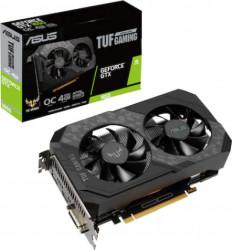 Placa video ASUS TUF Gaming GeForce GTX 1650 OC 4GB GDDR6 128-bit Placi video