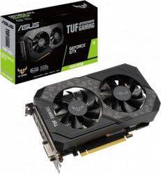 Placa video ASUS TUF Gaming GeForce GTX 1660 Super 6GB GDDR6 192-bit Resigilat