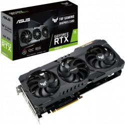 Placa video ASUS TUF Gaming GeForce RTX 3060 OC Edition 12GB GDDR6 192-bit Placi video