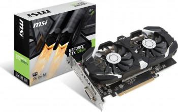 Placa video MSI GeForce GTX 1050 Ti OC 4GB GDDR5 128bit Placi video