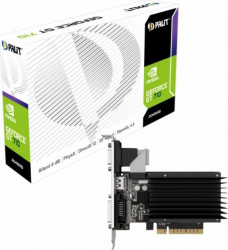 Placa video Palit GeForce GT 710 2GB DDR3 64bit cpyy Placi video