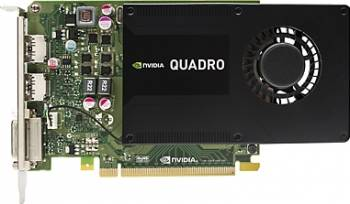 Placa video profesionala HP NVIDIA Quadro K2200 4GB DDR5 128Bit Refurbished Placi video