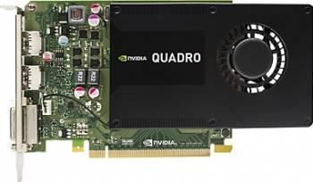 Placa video profesionala HP NVIDIA Quadro K2200 4GB DDR5 128Bit Refurbished Placi video