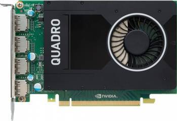 Placa video profesionala PNY Quadro M2000 4GB GDDR5 128-bit Refurbished Placi video