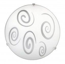 Plafoniera Spiral 1 x E27 max 60W