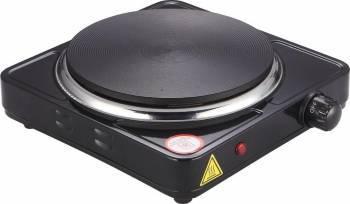 Plita electrica Ardes 1500W 1 arzator Termostat reglabil Neagra