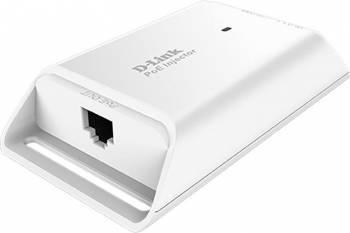 PoE Injector D-Link DPE-101GI Gigabit PoE 802.3af Fanless