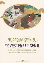 Povestea lui Genji - Murasaki Shikibu Carti