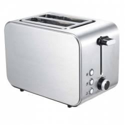 Prajitor de paine Studio Casa SC1804 850 W 2 felii functie de dezghetare Inox Prajitoare