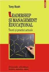 Leadership si management educational - Tony Bush