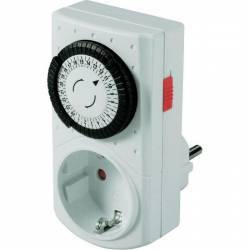 Priza programabila mecanic 24h30 min IP20 3500 W Home
