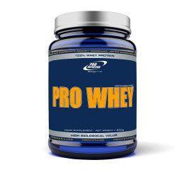 Pro Whey Pro Nutrition Proteina pentru masa musculara din zer cu asimilare rapida 900g aroma ciocolata Vitamine si Suplimente nutritive