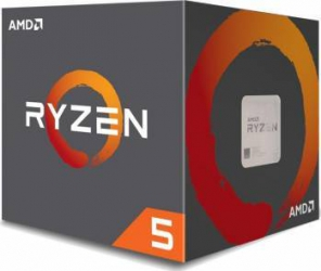 Procesor AMD Ryzen 5 2600 3.4GHz Socket AM4 Box Resigilat Procesoare
