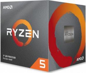 Procesor AMD Ryzen 5 3600 3.6GHz Socket AM4 + Wraith Stealth Box Resigilat Procesoare