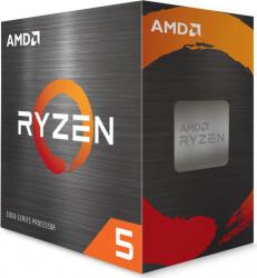 Procesor AMD Ryzen 5 5600X 3.7GHz Socket AM4 Box + Cooler Wraith Stealth Resigilat Procesoare