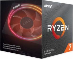 Procesor AMD Ryzen 7 3700X 3.6GHz Socket AM4 + Wraith Prism RGB Box Resigilat Procesoare