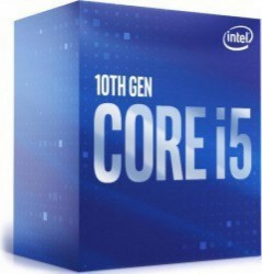 Procesor Intel Core i5-10600KF 4.1GHz Comet Lake Box Socket 1200 Resigilat Procesoare