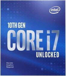 Procesor Intel Core i7-10700KF 3.8GHz Comet Lake Socket 1200