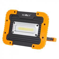 Proiector cu acumulator 3.7V IP44 10W 900LM 4000K KEMOT URZ3478 Corpuri de iluminat