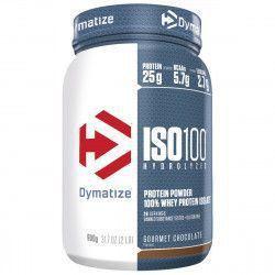 Proteina Dymatize izolata si hidrolizata - ISO 100 - 900 g Ciocolata Vitamine si Suplimente nutritive