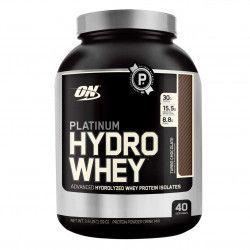 Proteina hidolizata de zer Optimum Nutrition Platinum HydroWhey Ciocolata cu lapte 1.6 kg Vitamine si Suplimente nutritive