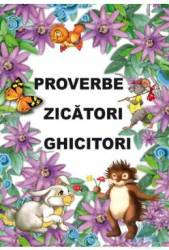 Proverbe zicatori ghicitori Carti