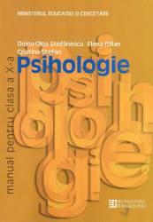 Psihologie. Manual pentru clasa a X-a Carti