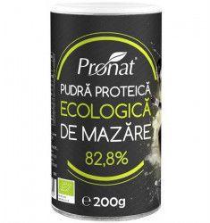 Pudra Proteica de Mazare Bio 200gr Pronat