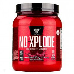 Pudra energizanta BSN NO Xplode Pre-Workout Blue Raspberry 1.05 kg Vitamine si Suplimente nutritive