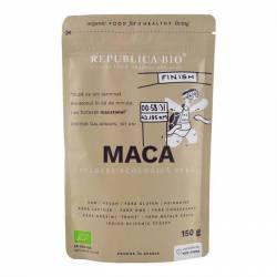 Pulbere de Maca Ecologica Vegana 150gr Republica Bio