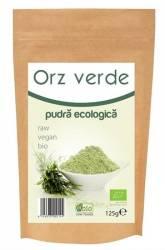 Pulbere de Orz Verde Raw Bio Obio 125gr