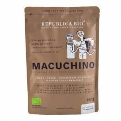 Pulbere Functionala cu Gust de Ciocolata Macuchino Ecologica Vegana 200gr Republica Bio