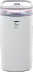Purificator de aer Heinner HPA-M500 500 m3/h 35 W Generator ioni HEPA Alb