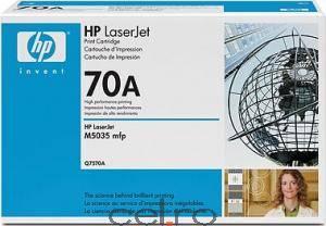 Toner HP Q7570A Negru LaserJet M5035mfp M5025mfp 15000 pag. Cartuse Originale