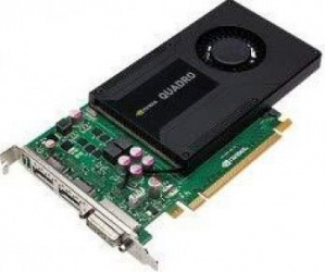 Quadro K2000 2GB GDDR5 128 bit PCI E Refurbished Placi video