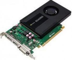 Quadro K2000 2GB GDDR5 128 bit PCI E Refurbished Placi video