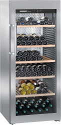 Racitor vinuri Liebherr GrandCru WKes 4552 201 sticle 5 - 20 C Clasa F Inox Frigidere Combine Frigorifice