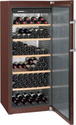 Racitor vinuri Liebherr KBW5X 201 sticle 5 - 20 C Clasa E Maro Frigidere Combine Frigorifice