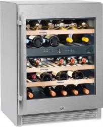 Racitor vinuri Liebherr KBW5X 34 sticle 5 - 20 C Clasa G Inox Frigidere Combine Frigorifice