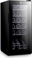 Racitor vinuri Samus SRV54CRCA 18 sticle 5 - 18 C Negru Frigidere Combine Frigorifice