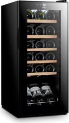 Racitor vinuri Samus SRV54LMCA 18 sticle 5 - 18 C Negru Frigidere Combine Frigorifice