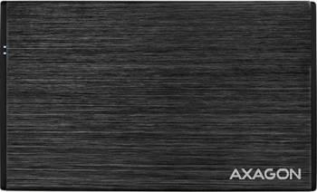 Rack AXAgon EE25-XA3 USB 3.0 compatibil 2.5 inch SATA HDD-SSD Negru