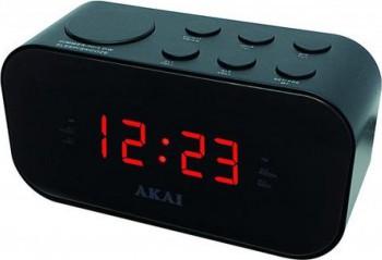 Radio cu ceas AKAI ACR-3088 Negru Ceasuri si Radio cu ceas