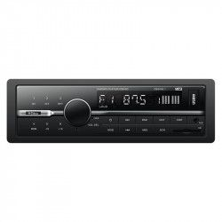 Radio MP3 player auto Dibeisi DBS006.1 card SD MMC si iesire AUX Statii radio