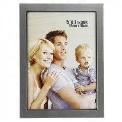 Rama foto Jadrien 13x18 cm metalica suport pentru birou argintiu Rame Foto