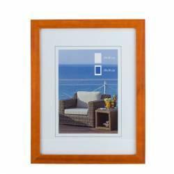Rama foto din lemn aspect tablou 30 x 40 cm cires