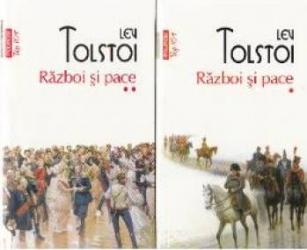 Razboi si pace Vol. 1+2 - Lev Tolstoi Carti